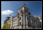 back of the Reichstag