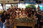 2017/07/07 Percy Choi Birthday Party at Small Potato