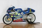 Heller Suzuki RGV 500 1:24 (2 other bikes to be assembled)
