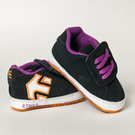 #E450100 | Etnies Baby Leather Suede Fader Crib Sneaker - $290.00