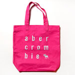 #A609645 | Abercrombie Kids Emboridered Logo & Moose Tote Bag - $290.00