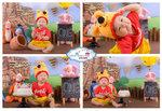 9. 小熊 Pooh