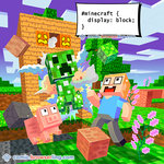 Minecraft - Programming Joke