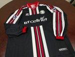 Middlesbrough FC 2000-01 Away Match Worn Shirt