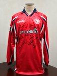 Middlesbrough FC 1999-00 Home Match Worn Shirt