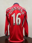 Andy TOWNSEND  -  16  -  England