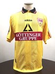 VfB Stuttgart 1997-98 Away Match Worn Shirt