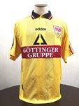 1997-98 Away Match Worn Shirt